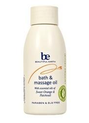 Beautiful Earth Bath & Massage Oil
