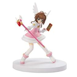 "Furyu 6.7"" Cardcaptor Sakura: Sakura Kinomoto Special Figure Series ""cheerful Pink"