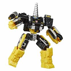 Transformers Generations Selects WFC-GS08 Powerdasher Zetar War For Cybertron Deluxe Class Figure - Collector Figure 5.5-INCH