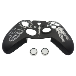Dw-xbox One Controller Protective Skinwith Thumb Grip Set