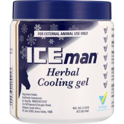 Ice Man Original Cooling Gel 500G