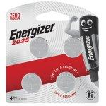 ENERGISER - Energizer 2025 4 Pack