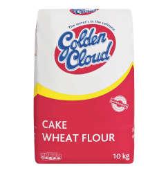 Golden Cloud Cake Wheat Flour 1 X 10kg