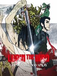 Lupin The Iiird: Goemon's Blood Spray English Dub