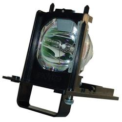 Aurabeam Economy Replacement Television Lamp For Mitsubishi WD-82642 With Housing