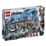 Lego Marvel Super Heroes Avengers Iron Man Hall Of Armor