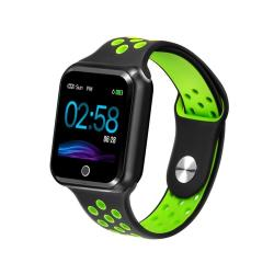 S226 1.3 Inches Sport Smart Bracelet IP67 Waterproof Support Heart Rate blood Pressure Monitoring sports Data Collection sleep Monitoring call Reminder sedentary Reminder