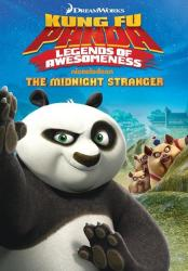 Kung Fu Panda:legend Of Awesomeness - The Midnight Stranger Dvd