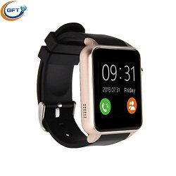 GFT GT88 Adroid Smartwatch Inteligente Relogios Pedometer Health Montre Heart Rate Bluetooth Support