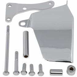 Scitoo Alternator Mounting Kit Alternator Bracket For 1969-1986 Chevrolet Small Block Engines With Long Water Pump