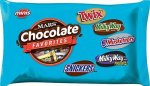 MARS Chocolate Minis Size Candy Variety Mix 17.5-OUNCE Bag Pack Of 3