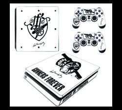 SKIN-NIT Decal Skin For PS4 Slim: Arsenal Special Edition