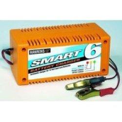 Hawkins 12V Smart 15 Battery Charger