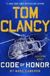 Tom Clancy Code Of Honor - Marc Cameron Hardcover