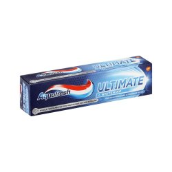 Aquafresh Ultimate + Whitening Toothpaste 75ML