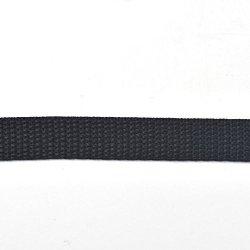 "Micoshop 25 Yards Polypropylene Robbin Webbing Belt Strap Buckles Strapping WIDTH:5 8"" 15MM"