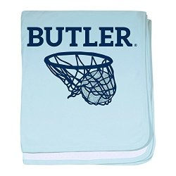 CafePress Butler Bulldogs Basketball - Baby Blanket Super Soft Newborn Swaddle