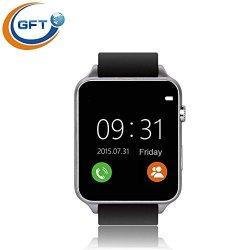 GFT GT88 Bluetooth Smart Watch MP4 Wearable Device Cell Phone Clock Smart Health Wrist Smartwatch S
