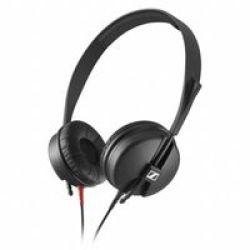 Sennheiser HD25 Light Closed Headphones in Black