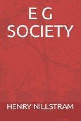 E G Society Paperback