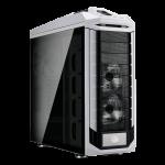 CM Storm Stryker Desktop Case White Tempered Glass