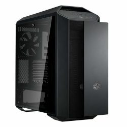 Cooler Master MC500P Atx Desktop Chassis Black Tempered Glass Window