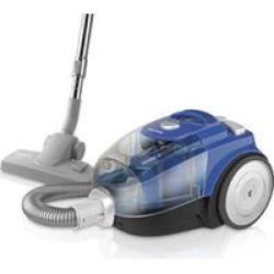 "Taurus Vacuum Cleaner Bagless Plastic Blue 800W ""megane 3G Eco Turbo"