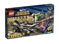 LEGO Super Heroes Batmobile And The Two-face Chase 6864 Discontinued By Manufacturer