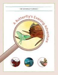 A Butterfly's Evening Adventure