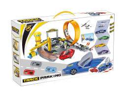 Track Parking Playset