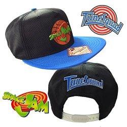 881aecf9 Space JAm Retro Tune Squad Looney Tunes Michael Air Jordan 11 Nike  Basketball Snapback Hat Cap