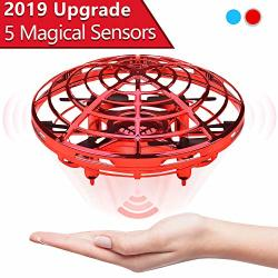 Jasonwell Hand Operated Drone For Kids Toddlers Adults - Hands Free MINI Drones For Kids Flying Toys Gifts For Boys And Girls Ha