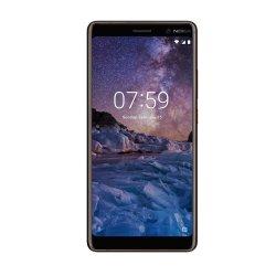 Nokia 7 Plus - Black - 4GB RAM - 64GB Rom - Dual Sim