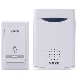 38 Chimes Wireless Long Distance Battery Operated Remote Control Doorbell
