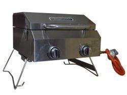 MegaMaster Sizzler Camper 200 Pro Gas Braai