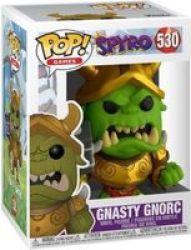 Pop Games: Spyro - Gnasty Gnorc Vinyl Figurine