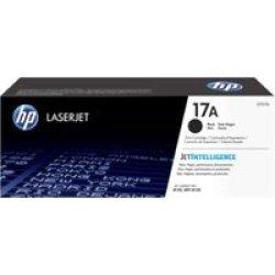 HP 17A Black Toner Cartridge