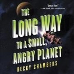 The Long Way To A Small Angry Planet - Rachel Dulude Cd spoken Word