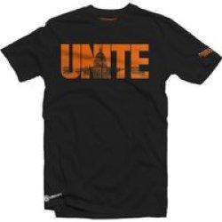 Ubisoft Tom Clancy& 39 S The Division 2 Unite Mens T-Shirt Blacksmall
