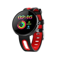 Domino DM78 Plus 1.22 Inch Ips Screen Bluetooth Smart Watch IP68 Waterproof Support Pedometer Heart Rate Monitor Blood Pressure Monitor Sleep