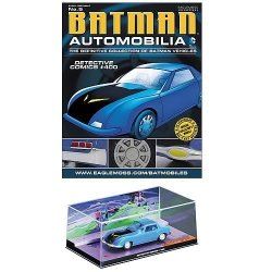 Eaglemoss Publications Batman Detective Comics 400 Batmobile With Magazine