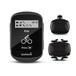 Edge Garmin 130 Speed And Cadence Bundle Compact And Easy-to-use Gps Cycling bike Computer Includes Additional Sensors