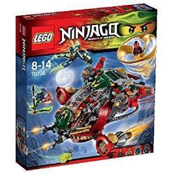LEGO Ninjago 70735 Ronin R Ninja Building Kit