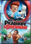 Mr. Peabody & Sherman Dvd