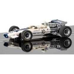 Scalextric - Legends Team Lotus 49 - Pete Lovely Slot Car