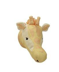 Crown Crafts Infant Products, NoJo Nojo Zoobilee Plush Head Wall Decor Giraffe