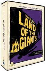 Land Of The Giants: The Complete Series dvd