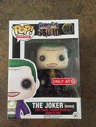 Funko Pop Dc Heroes 104 Suicide Squad The Joker {boxer} Target Exclusive