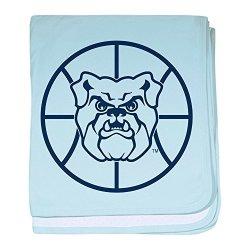 CafePress Butler Bulldogs Basketball - Baby Blanket Super Soft Newborn Swaddle