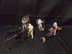 Star Wars Action Figures Set Of 4 1995-1997
